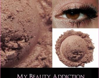 Loose Mineral Eyeshadow 'Aruba' Pink Coral Mineral Makeup Eye Shadow