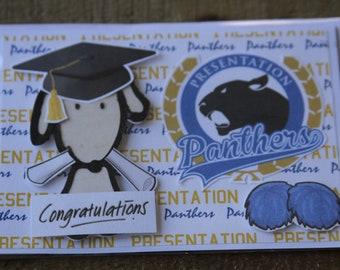 Presentation High School Graduation Card-1