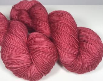 Ruby Slippers - Squishy Sock - Superwash Merino & Nylon