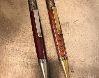 Professor ballpoint twist pen