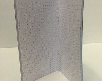 VIOLET PRINTED Dot Traveler's Notebook Fauxdori Insert For ALL Sizes