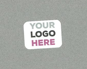 Aufkleber, selbst Aufkleber, Logo Aufkleber-Set von 40, gedruckten Aufkleber, Business-Aufkleber, kleine Aufkleber
