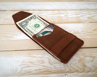 Front Pocket Wallet, Front Pocket Slim Wallet, Mens Front Pocket Wallet, Wallet Front Pocket, Very Slim Front Pocket Wallet, US Wallet (W1S)