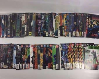 Lot of 78 Comic Books DC Batman Legends Of The Dark Night #21~129 1992 C19 Vintage