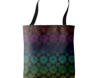 Ween Mandala Boognish Tote Bag