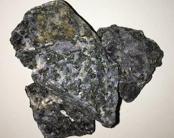 Merlinite -- Indigo Gabbro - Meditation - Healing