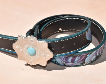 Sale! Feather Belt, ready to ship!