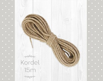 Jute yarn 15 m