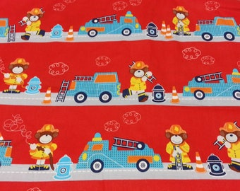 Weighted Blanket * Firefighter & Fire Engine