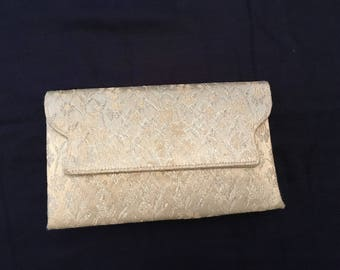 Pegi Paris Brocade Clutch