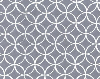 Tile Pile Gray Michael Miller Fabric 1 yard Modern Fabric