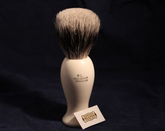 Vintage Shaving Brush NOS Penhaligon's by Simpsons Polo Somerset with sticker