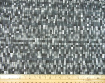 Gray Plaid - 1/2 Yard - Timeless Treasures