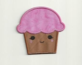 Happy Cupcake Patch! Custom Made!