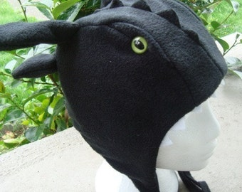 Horned Dragon Hat child sized dramatic play prop