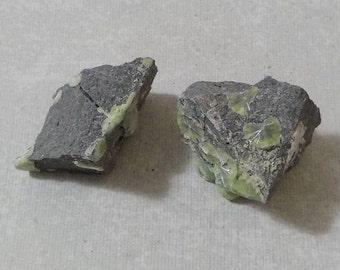 Natural Wavelite Specimen WV-2