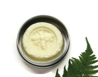 All Natural Solid Lotion Bar in Your Choice of Scents