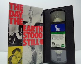 The day the earth stood still VHS Tape