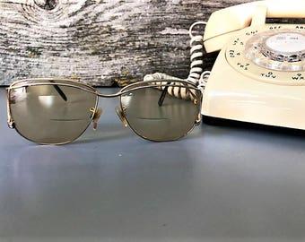 Amazing Vintage Women's 1970's Eyeglasses