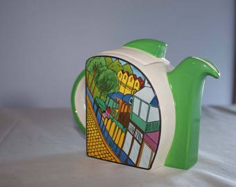 "Vintage Art Deco Style Teapot ""Federation"""