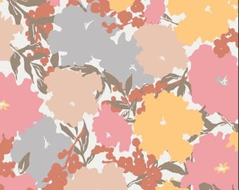 Petally Sweet, Gossamer by Sharon Holland for Art Gallery Fabric, Floral Fabric, Nursery Fabric