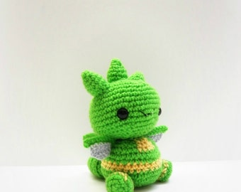 Crochet Scyther Inspired Chibi Pokemon