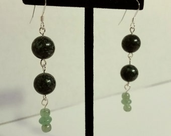 Rainforest and New Jade Earrings onetwelvejewelry