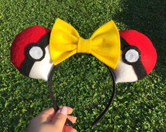 Pokemon Pokeball Headband