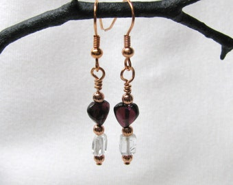 RKMixables Copper Collection Earrings RKM64