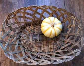 Vintage basket,
