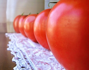 Digital Download, Photo of Tomatoes, Wall Art