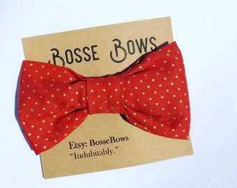 Burnt orange bow tie, Baby bow tie, Adjustable bow tie, Bow tie for boys, bow tie for kids, boys bow ties, gold bow tie, hipster baby, baby