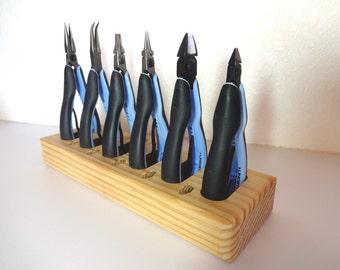 6 Hole Plier Tool Holder