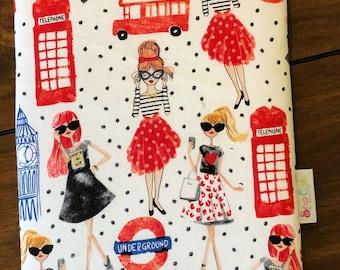 London Girl Indie Book Sleeve
