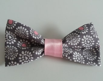 """Bow tie for cats / dogs """"Greyish"""""""