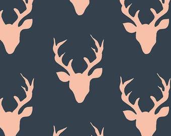 Woodland Bundle - Forest Fabric Bundle - Woodland Fabric - Fabric by the yard - Fat Quarter Bundle - Art Gallery Fabric - Buck Forest