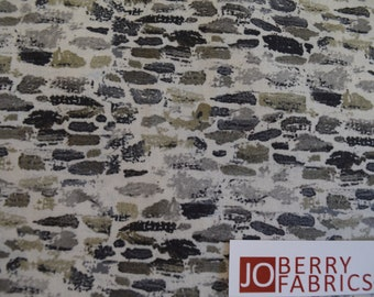 Cobblestones from After the Snow Collection by Bob Fair for Wilmington Prints.  Quilt or Craft Fabric, Fabric by the Yard.