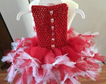 Valentine's Day Fairy Princess Tutu Dress