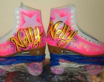 Custom-made roller skates made to order