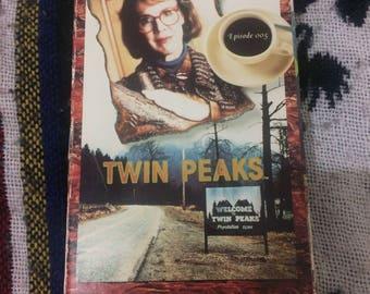 1990s OG Twin Peaks VHS Episode 005