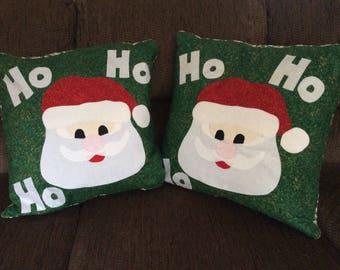 Santa Pillow Cover