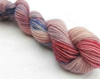 CLEARANCE Hand dyed yarn DK wool