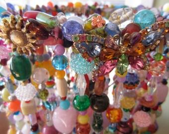 Fairies, Flowers & Butterflies Garden Lamp Shade