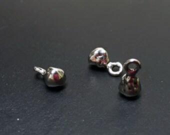Dangles Sterling silver Sterling Silver Artisan Three