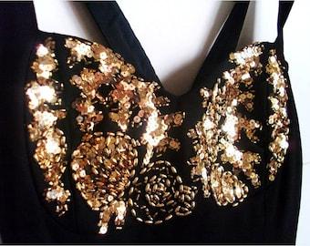 Exquisite Vintage Evening Gown