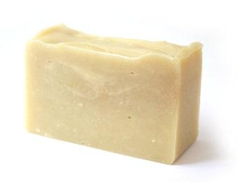 Nakee Soap - Unscented Soap - Fragrance Free Soap - Vegan Soap - 100% Natural Soap - Shea Butter Soap - Facial Soap