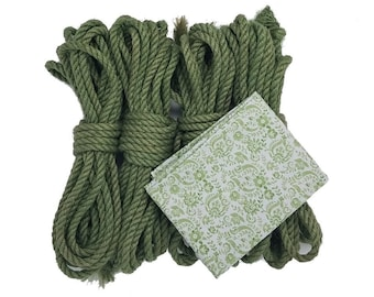 Fern seito shibari rope bondage kit - seasonal