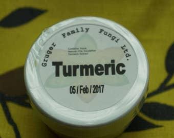 Itch, Bite, Burn, Blemish, Acne, Cramps Turmeric Cream REDUCED SHIPPING