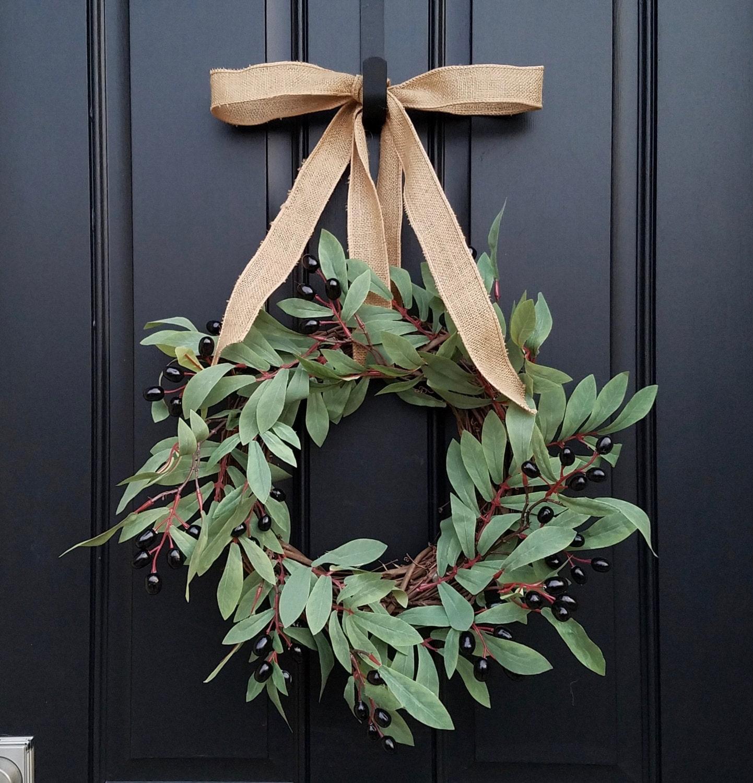 FALL PEACE Wreath, Peace On Earth Wreath, Olive Branches, Wreath, Olive Branch Wreath, Wreaths, Wreath for Peace, Wreath with Olive Branches