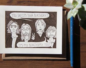 Birthday Beatles, Twins